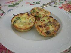 Cook with Sara: Individual Egg Bakes