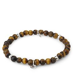 Tiger Eye bracelet from TATEOSSIAN - nice to have ($100-200) - Svpply