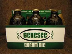 genesee beer | The Man Who Invented Beer: Genesee Cream Ale