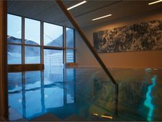 The Sonne Lifestyle Resort in Mellau in the Bregenzerwald skilfully combines tradition and modernity. Spa, Design Hotel, Lifestyle, Relax, Swimming, Indoor, Swim, Interior, Keep Calm