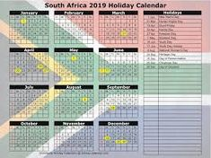 2020 calendar south africa with public holidays - Google Search