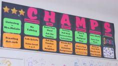 - art room rules and expectations - art class CHAMPS From… Art Class Rules, Art Room Rules, Classroom Rules, Music Classroom, Classroom Behavior, Classroom Ideas, High School Art, Middle School Art, Champs Classroom Management