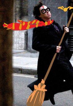 Sherlock Potter  #sherlock