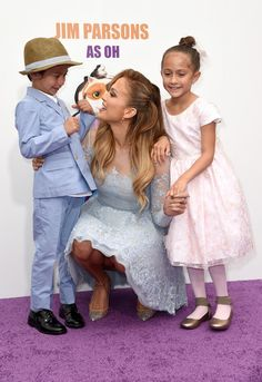"Jennifer Lopez in Premiere Of Twentieth Century Fox And Dreamworks Animation's ""HOME"" - Red Carpet"