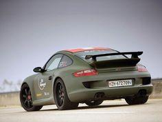 Porsche sportec 911 SPR1 Nardo 2010