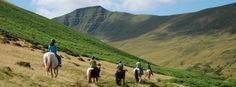 There is no better way to explore the beautiful Brecon Beacons. The whole family will get a warm welcome at award winning Cantref Adventure Farm & Riding Centre. http://www.qualitycottages.co.uk/aroundwales/welcome-cantref-adventure-farm-and-riding