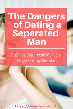 Dating Tip: The dangers of dating a separated man are significant. Here are some dire situations to watch for when dating a man who is still married that so many women somehow overlook. Dating A Divorced Man, Getting Divorced, Dating After Divorce, Love Dating, Dating Again, Dating Tips For Women, Dating Advice, Spiritual Singles, Old Flame