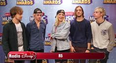 Radio Disney Video: R5 Quizzed On Radio Disney Music Awards Trivia April 23, 2015 - Dis411