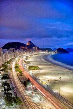 #Brazil copabana beach, #Riodejaneiro