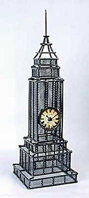 Empire State Building Clock (6521) : Lot 14D