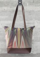 Statement Bag - Peaks of Otter Tote by VIDA VIDA ICpFOeuF