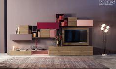 Decostore by Zorzos Co Santorini, Decor Interior Design, Interior Decorating, Tv Unit Design, Wall Carpet, Carpet Design, Panel, Design Awards, Modern Design