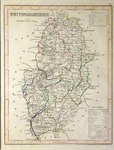 Best Antique Maps Of Surrey Images On Pinterest Antique Maps - Vintage maps uk