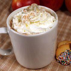 Hot Chocolate- I also use hot chocolate recipes as a base for mocha espressos :-)