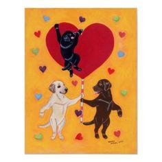 We have a Big Heart Labradors
