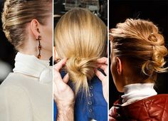 Fall/ Winter 2015-2016 Hairstyle Trends - Fashionisers