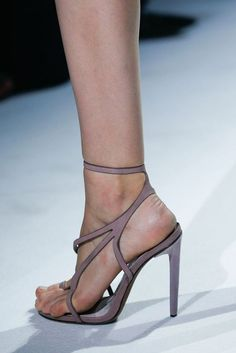 haider ackermann strappy sandals - Only problem (apart from the fact that I can't afford them) is that they don't seem to fit...