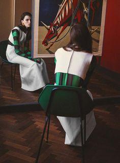 Irina by Serge (Vogue Turkey)
