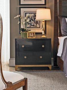 Commode Noire - Le noir est une couleur de mode intemporelle – Viemode