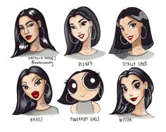 I finally managed to do#stylechallenge! ✨ hope you'll like it and let me know which style is your favorite ❤️