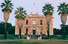 Martindale Hall, Clare Valley, S.A. the school in 'Picnic at Hanging Rock'.