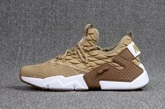 2fe7f8613b76 Cheap Nike Air Huarache Shoes Online - Page 2 of 6 - Cheapinus.com. Radient Nike  Air Huarache Drift Prm Flyknit Oxford Tan White Men s Footwear Running ...