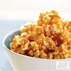 Almond Butter Popcorn Recipe from Jif®