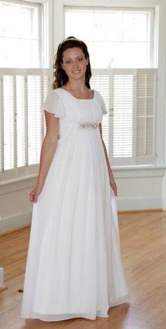 Modest Maternity Bridesmaid Dresses