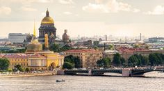 Russia's Crypto-Winter Shows Signs of Thaw in Saint Petersburg