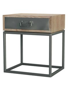 Simplicity Small Nightstand from Elevate Your Guestroom: Furniture & More on Gilt