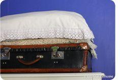 Susannan Työhuone - päiväkirja vanhalta rautatieasemalta: Makuuhuonepakotusta Linens, Bed Pillows, Pillow Cases, Home, Pillows, Bedding, Bed Linens, Ad Home, Homes