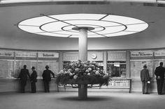 Bellevueplatz, Hermann Herter - ATLAS OF PLACES