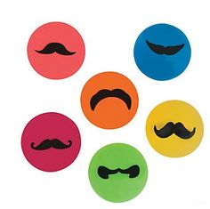 Mustache Party - Find unique mustache party supplies, mustache decorations and mustache party favors from Oriental Trading. We also carry a variety of fake mustaches for Mustache November or a mustache baby shower. Mustache Party Favors, Moustache Party, Mustache Theme, 80s Mustache, Party Kit, Party Shop, Girls Sleepover Party, Party Bag Toys, Lego Birthday