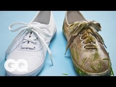 e91ba2c464e7 How to clean white shoes with baking soda