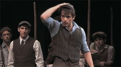Corey Cott — Newsies | The 34 Hottest Broadway Hunks Of 2013