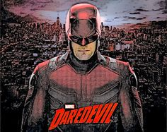 Daredevil drawn 2