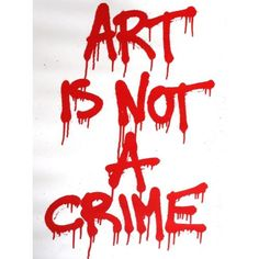 MR. BRAINWASH-ART IS NOT A CRIME-POPARTGALERIEFLUEGELRONCAKNUREMBERG