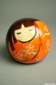 The Kokeshi Master Craftman, the late Mr. Matryoshka Doll, Kokeshi Dolls, Doll Painting, Stone Painting, Geisha, Asian Quilts, Asian Doll, Wooden Dolls, Rock Crafts