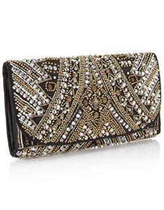 Embellished Clutch Bag -- Read more info by clicking the link on the image. #ClutchHandbags