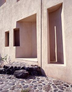 DAzulterrA l The Atmosphere at HOUSE OF THE WINDS, Santorini, Greece by Couvelas architects