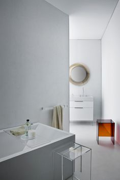 Transparent | Coffee Break | The Italian Way of Design: Kartell By Laufen, make in plastic is fantastic