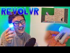 (1) REVOLVR: The Motion Controller For Mobile - YouTube