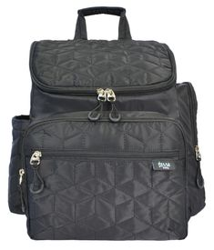 Terra Baby Diaper Bag Travel Backpack with Stroller Straps Changing Pad and Wipe Case Pocket Multifunctional for Baby Care >>> Click image for more details.-It is an affiliate link to Amazon. #DiaperBags