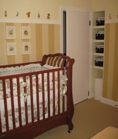 Our Sweet Beatrix Potter Nursery Theme