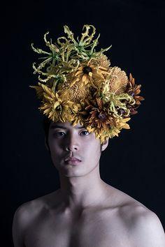 花結い師TAKAYA、1日限りのライブパフォーマンス&写真展を京都で開催 | ニュース - ファッションプレス