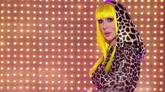 》 chad michaels (I don't care what anyone says. This was FIERCE.)