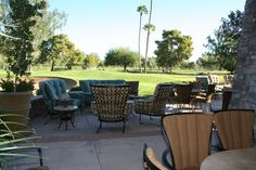 The OW Lee Monterra collection at The Arizona Country Club