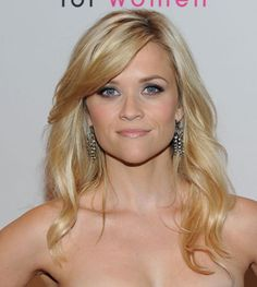 Lovely Eye Idea: Reese Witherspoon's Gray-on-Top, Bronze-on-Bottom Makeup Look