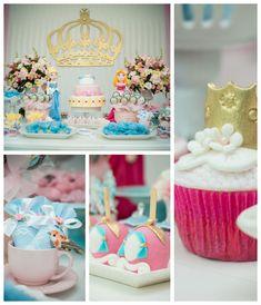 Disney Princess Themed Birthday Party with Lots of Cute Ideas via Kara's Party Ideas Kara Allen KarasPartyIdeas.com #princessparty #disneyprincess #girlparty #princesspartydecor #partyideas (28)