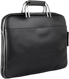 Tumi Arrive Black Slim Leather Portfolio 95615 BLACK
